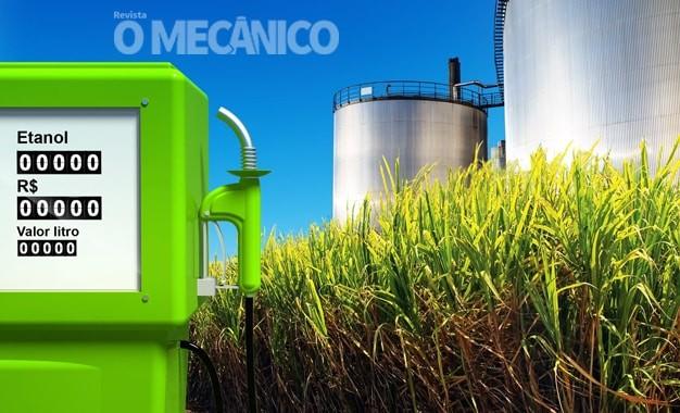 etanol coluna