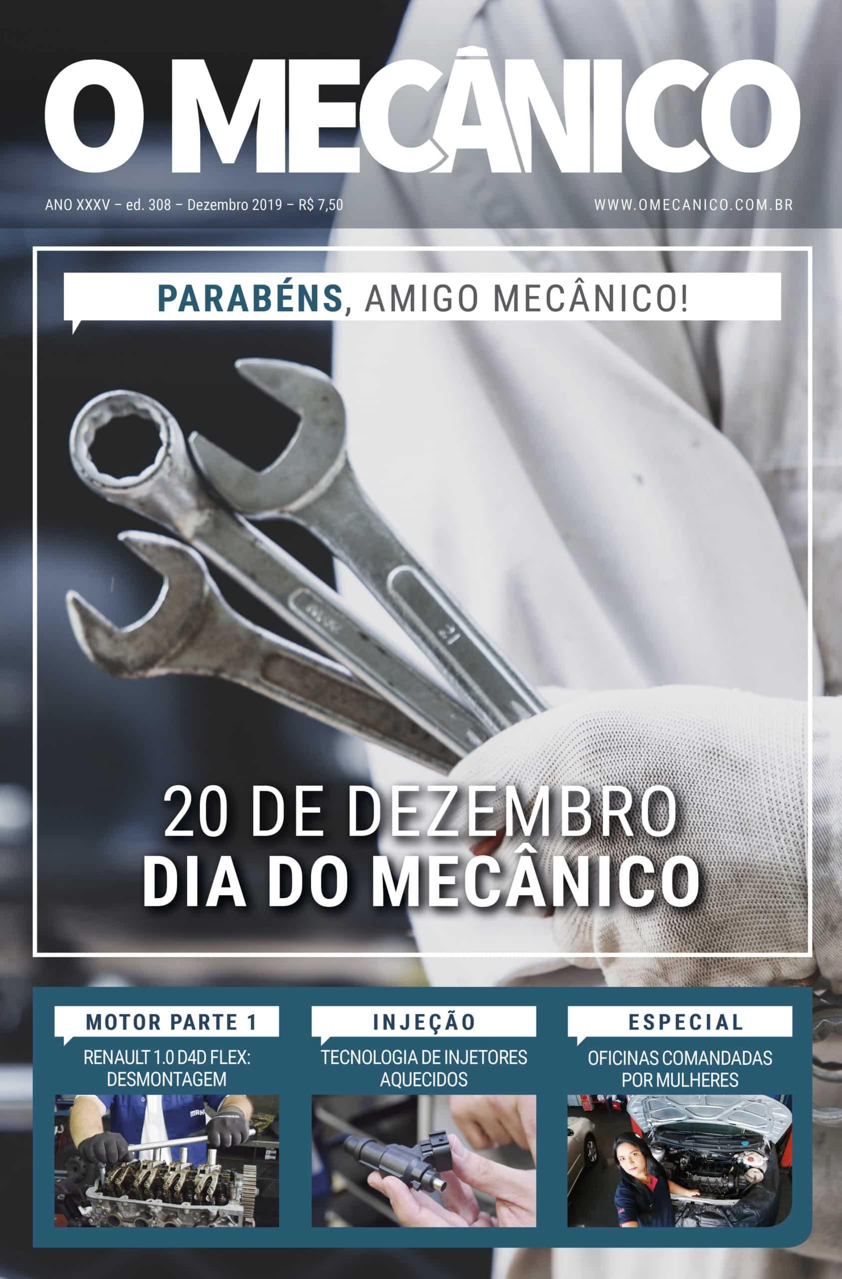 Revista O Mecânico ed 308