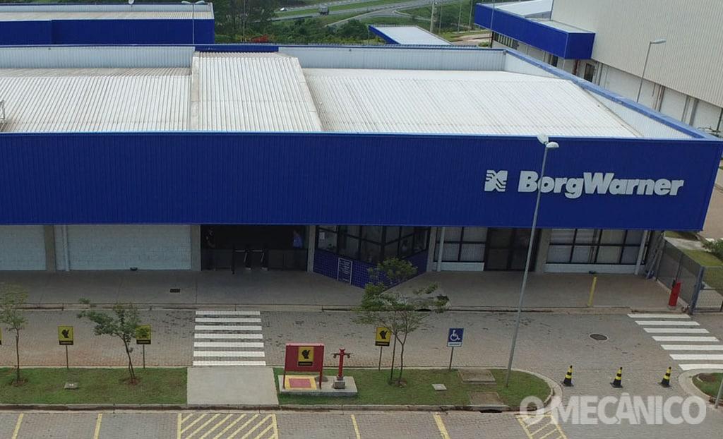 BorgWarner é reconhecida pela General Motors