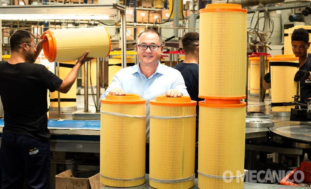 Hengst cresce 22% e anuncia expansão da fábrica