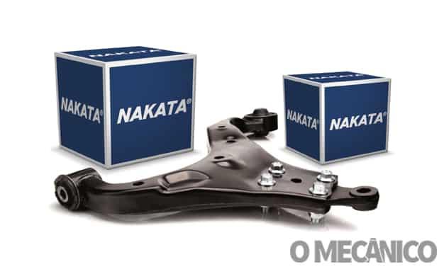 Nakata atinge 132 lançamentos na linha de amortecedores pressurizados HG