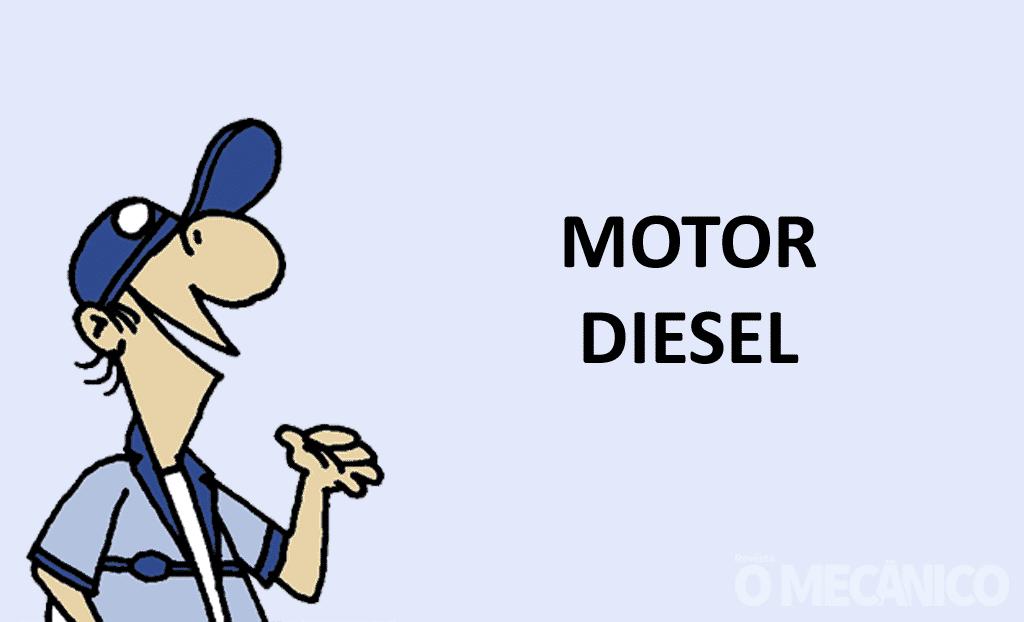 Abílio Responde: Motor a diesel não quer pegar, e agora?