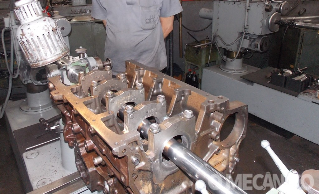 Retífica: alguns cuidados na hora de deixar o motor novo de novo