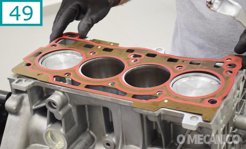 Desmontagem do motor Volkswagen 1.6 16V EA211