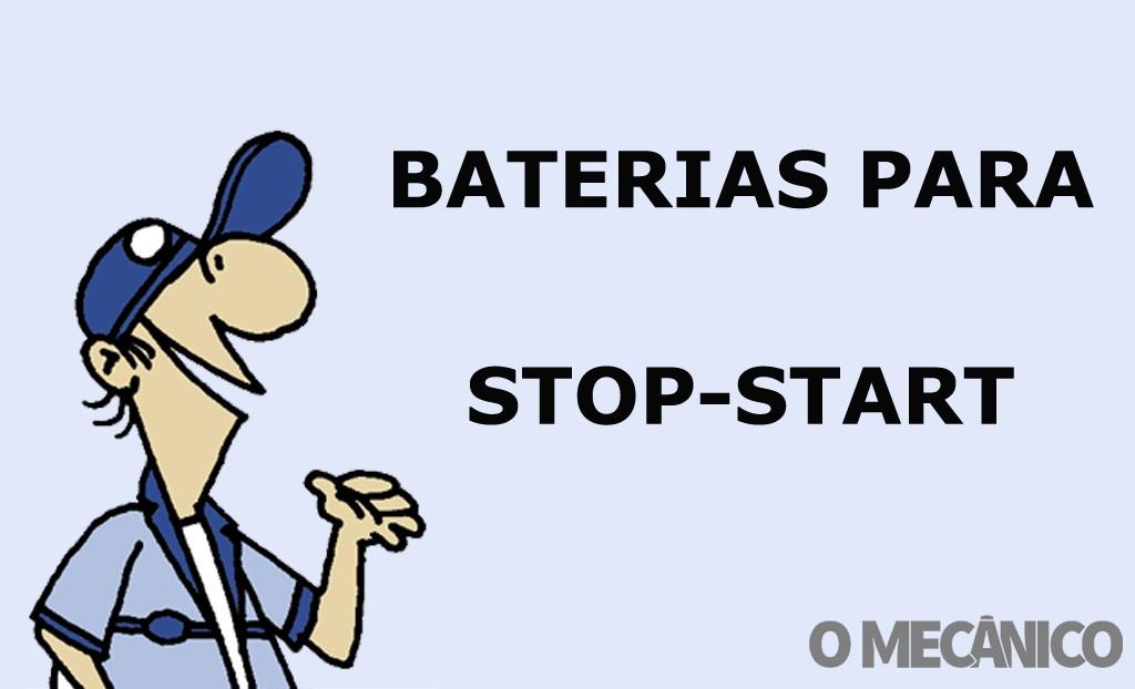 Abílio Responde: Posso usar bateria comum em carro com stop-start?