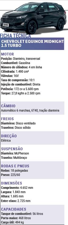 Chevrolet Equinox 1.5 Turbo