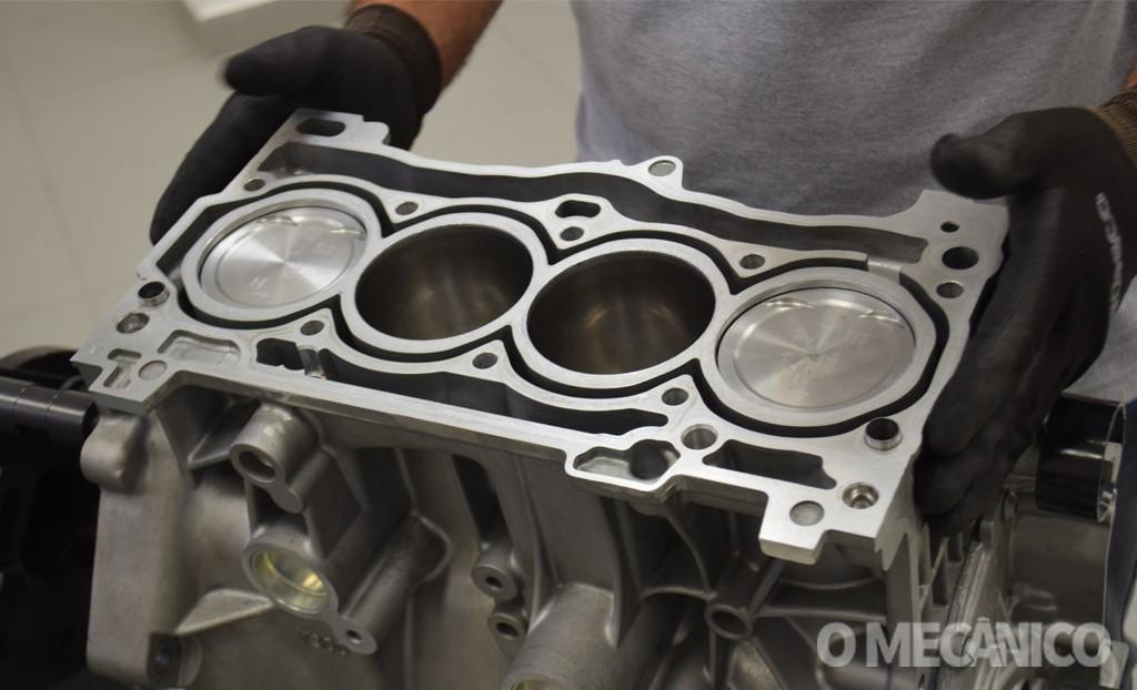Motor: Desmontagem do motor Volkswagen 1.6 16V EA211