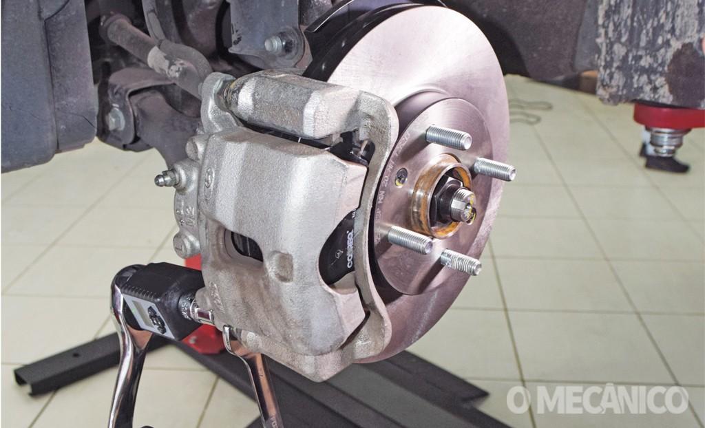 Freios: Como fazer a manutenção dos freios do Hyundai HB20
