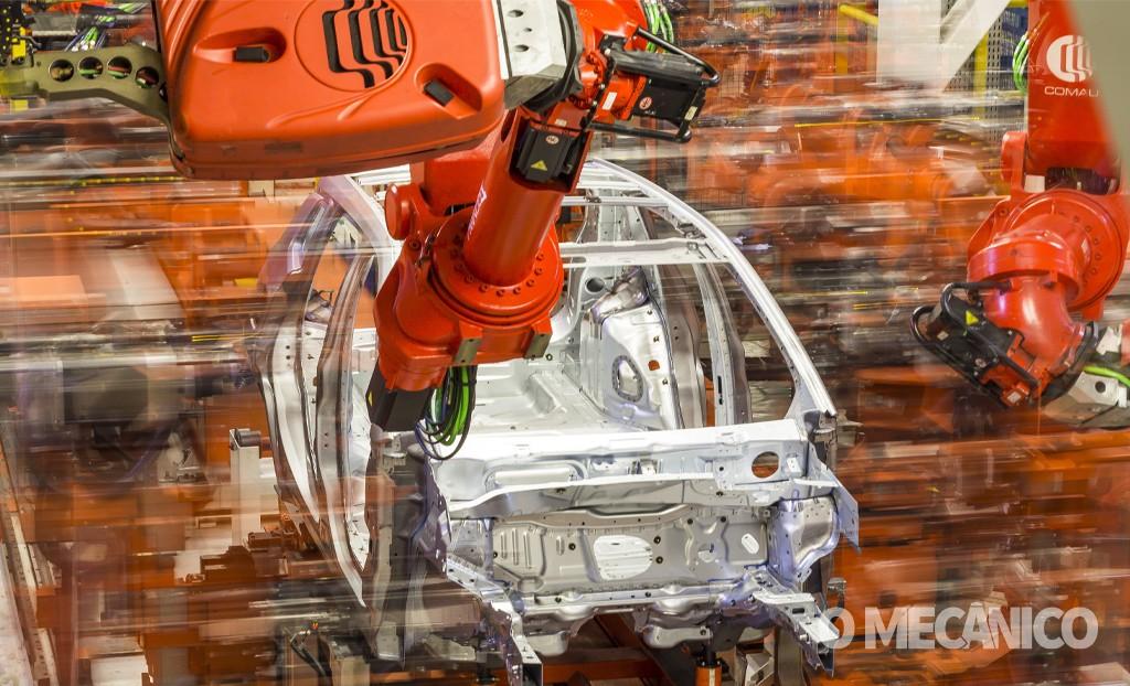 Mercado: Produção de veículos cai a níveis da década de 1950