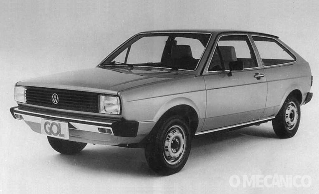 Fernando Calmon   Curiosidades do VW Gol quarentão