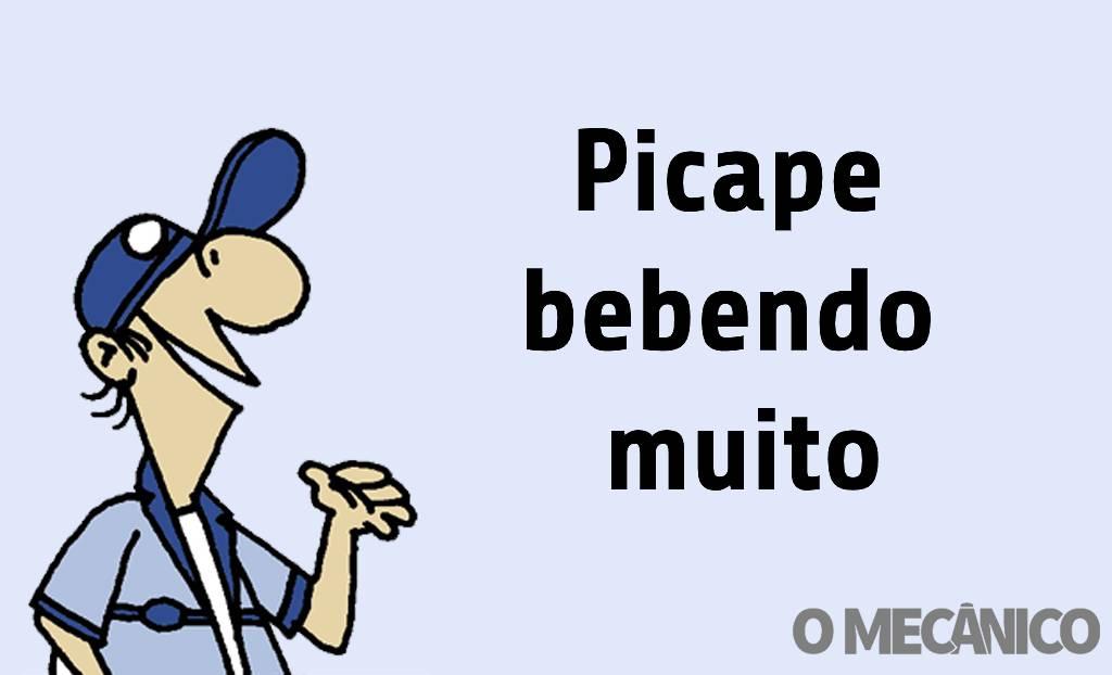 Abílio Responde Picape bebendo muito