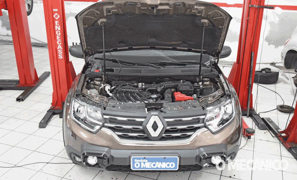 Raio X  Renault Duster 1 6 Cvt Tem Novos Pontos De Aten U00e7 U00e3o