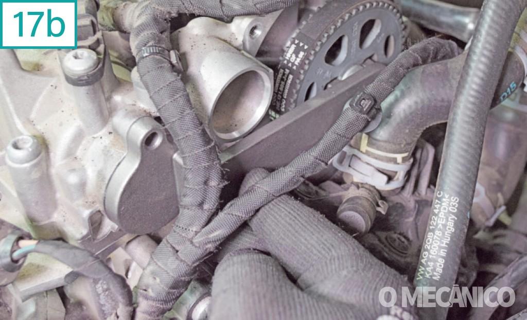 Dayco motor EA211