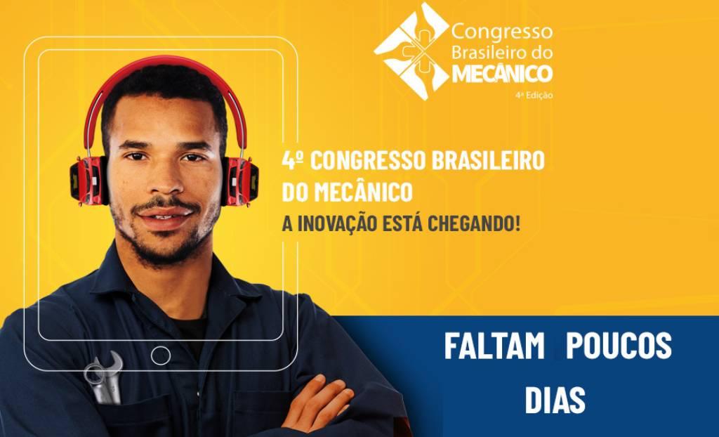 4º Congresso Brasileiro do Mecânico