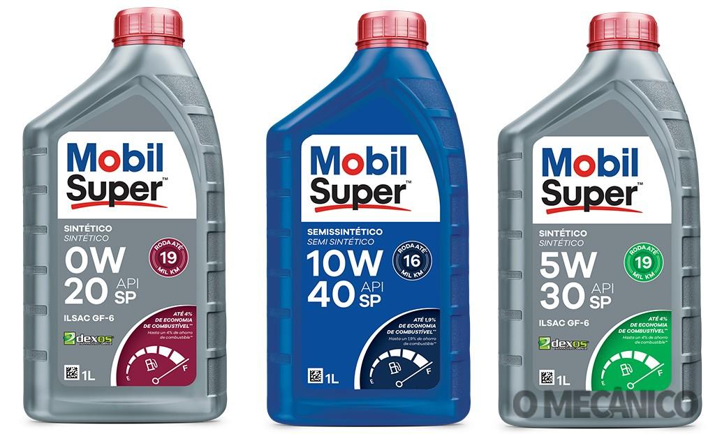 lubrificantes Mobil