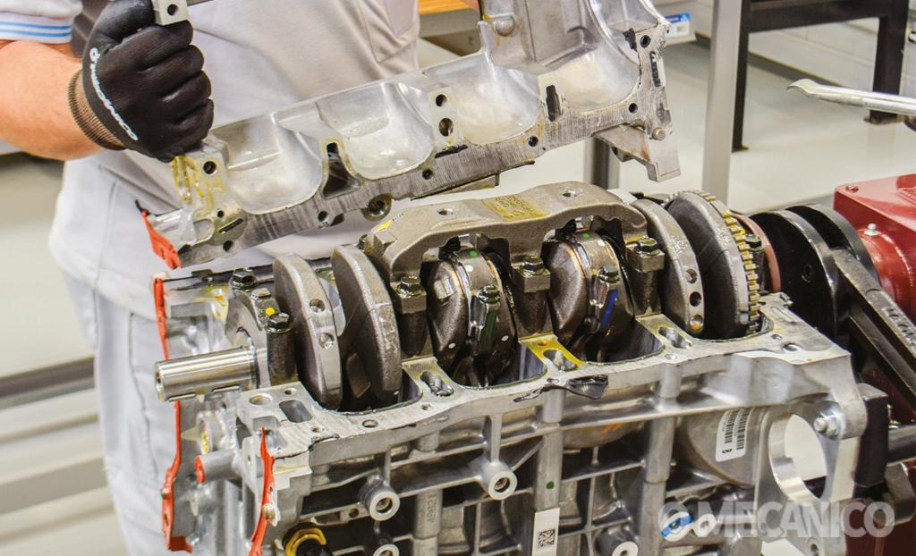 Motor Fiat Tigershark
