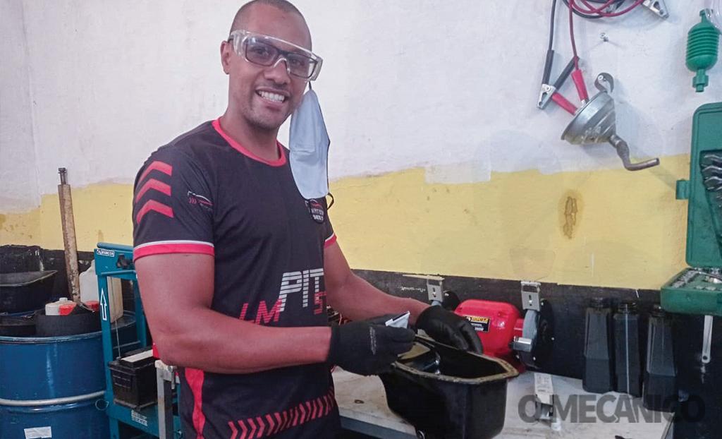 Luiz Moura, Oficina LM Pit Stop